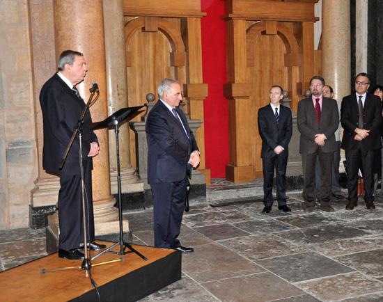 Le 210e anniversaire de la consulta de lyon acad mie - Chambre de commerce italienne de lyon ...