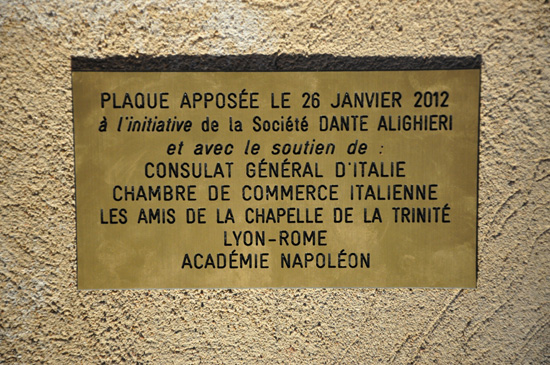 Le 210E Anniversaire De La Consulta De Lyon | Académie Napoléon